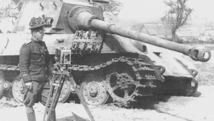 Японский Фашистский танк