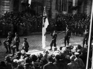 парад 1919 Санкции. Столетняя война