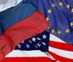 флаги россия сша евросоюз